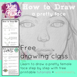 Free Drawing Class