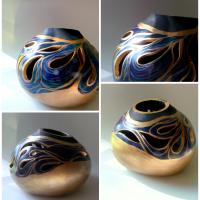 Gourd Art! Welburn Gourd Farm GourdMasterTransparent Acrylics review