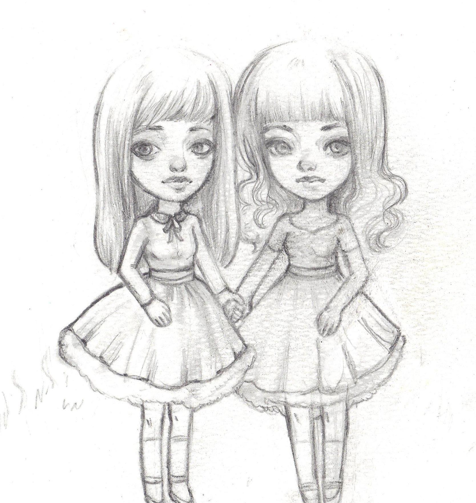 sweet dolls drawing cute doll drawings car interior design