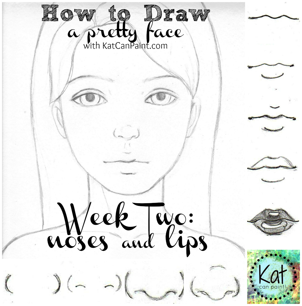 How To Draw Nose Lips For Beginners Jpg 348x353 Cute Nose Drawings Showing  Post & Media